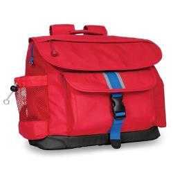 美國Bixbee - 經典系列活力紅中童輕量舒壓背書包
