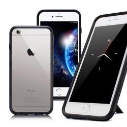 Thunder X iPhone SE2/ iPhone 8 / iPhone 7 / 6s 防摔邊框手機殼-黑