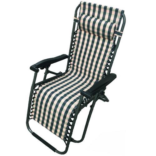 自然之心無重力豪華折疊躺椅/