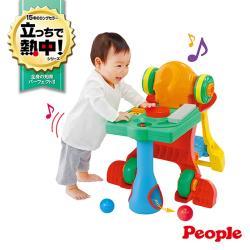 日本People-新5合1變身學步車(13種以上 聲效+對話!)