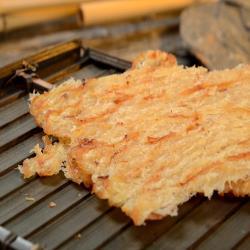 華得水產 碳烤魷魚片110g