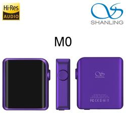 SHANLING山靈 M0無損音樂播放器-紫色
