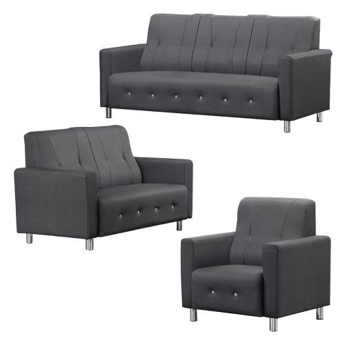 Boden-奧倫貓抓皮沙發椅組合 1+2+3人座