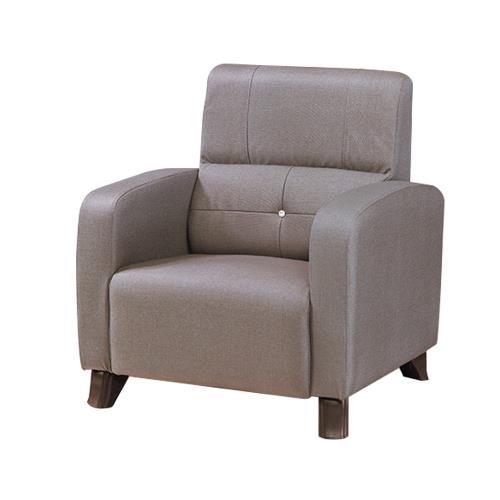 Boden-凱瑟貓抓皮沙發單人椅 單人座