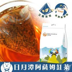 [台灣茶人]日月潭阿薩姆紅茶3角立體茶包90包(18包/1袋)