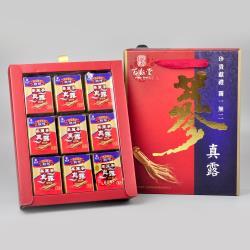 百耘堂 高麗蔘真露60ML (9入/盒)X2盒