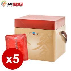 華陀扶元堂 天官高麗蔘元飲5盒(10包/盒)