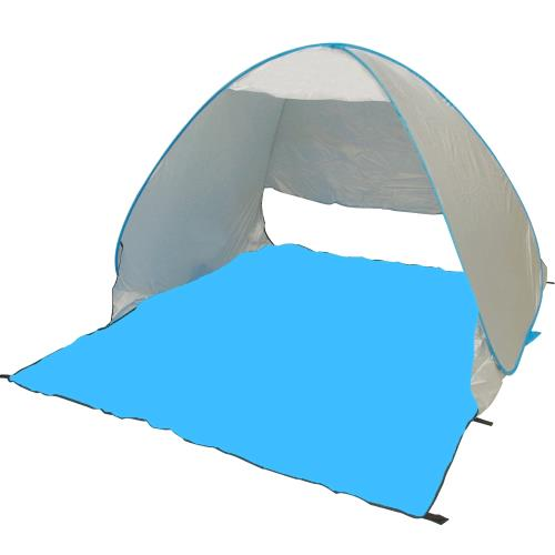 新一代野餐防曬速搭帳篷