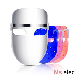 Ms.elec米嬉樂 - 亮妍光學面膜 (面膜機.LED面膜.光能面膜)