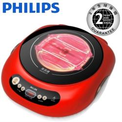 PHILIPS 飛利浦不挑鍋黑晶爐 HD4989