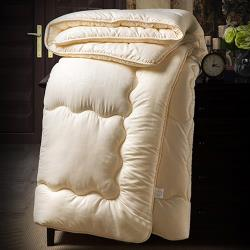 澳洲Simple Living 雙人頂級100%羊毛舒眠暖冬被