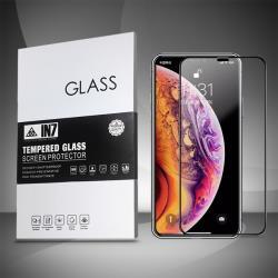 IN7 APPLE iPhone X/Xs (5.8吋) 高透光3D全滿版9H鋼化玻璃保護貼