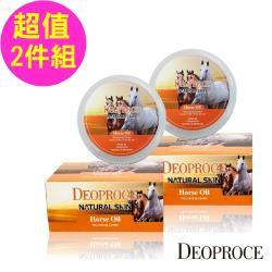 韓國 Deoproce 馬油緊緻潤膚霜100mlX5入組