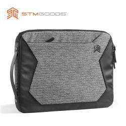 澳洲【STM】Myth Sleeve 13吋 可側背三用筆電保護內袋 / 防震包 (灰岩黑)
