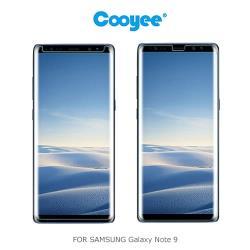 Cooyee SAMSUNG Galaxy Note 9 液態膠玻璃貼(含燈)