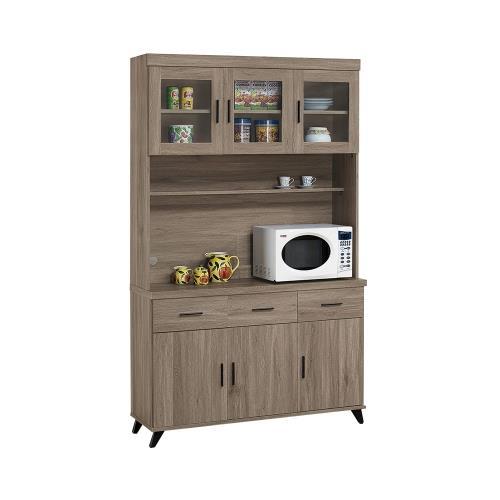 H&D 珂琪4尺餐櫃