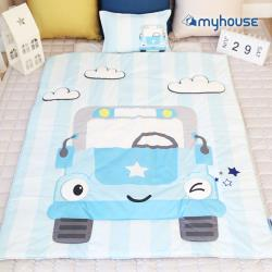 BabyTiger虎兒寶  MYHOUSE  韓國防蟎兒童睡袋 - 13款