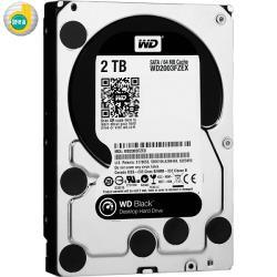 WD【黑標】2TB 3.5吋電競硬碟(WD2003FZEX)