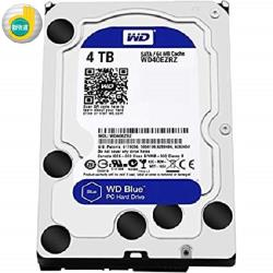 WD [藍標] 4TB 3.5吋桌上型硬碟(WD40EZRZ)