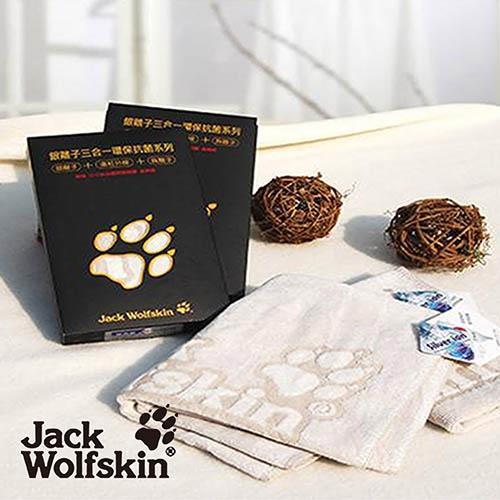 Jack Wolfskin-抗菌剪絨方巾