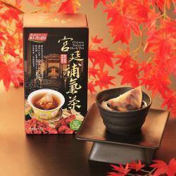 任選 紅布朗 宮廷補氣茶 (6g x12茶包)