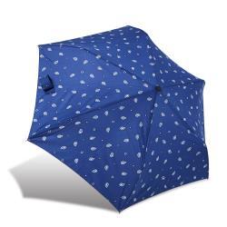 RAINSTORY雨傘-湛藍變形蟲抗UV省力自動傘