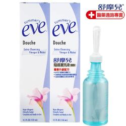 eve舒摩兒-醋酸灌洗液 (133mlx2入)x3件組