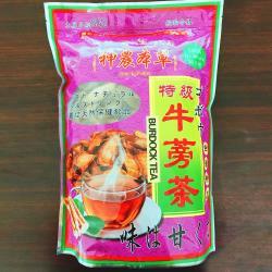 買三送一 MIT神農本草甘甜回味牛蒡茶(600g/包)
