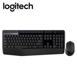 【logitech 羅技】MK345 無線鍵盤滑鼠組 【贈可愛防蚊夾】