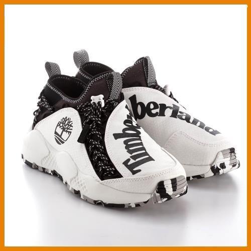 Timberland男款白色RIPCORD休閒鞋A1USX100/