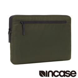 【Incase】Compact Sleeve 12吋 耐用飛行尼龍筆電保護內袋 / 防震包 (軍綠)