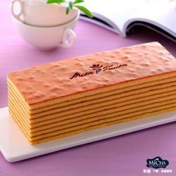 米迦 原味千層蛋糕(蛋奶素)430±50gx3