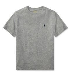 Polo Ralph Lauren 灰色短袖ㄒ恤-青年版