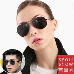 seoul show首爾秀 圓腿極輕雷朋款太陽眼鏡UV400墨鏡 209