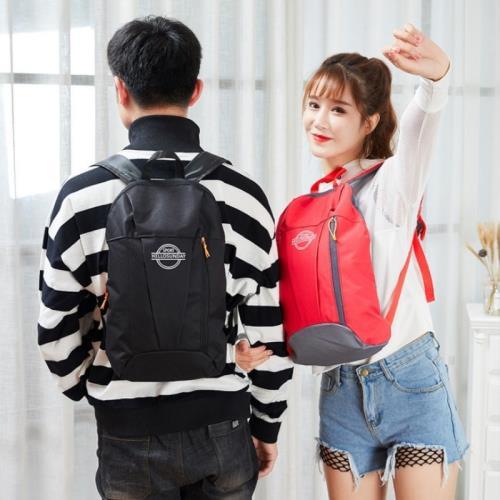 【Bunny】休閒時尚大容量旅行防水牛津布筆電雙肩包/