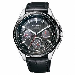 CITIZEN 星辰 GPS光動能鈦衛星計時男錶-44mm(CC9015-03E) 廣告款