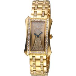 Ogival 愛其華 宮廷真鑽珠寶腕錶(3863DLR)23mm