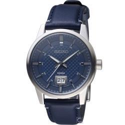 SEIKO 全面啟動時尚腕錶(SUR287P1)藍/41mm 6N76-00H0B