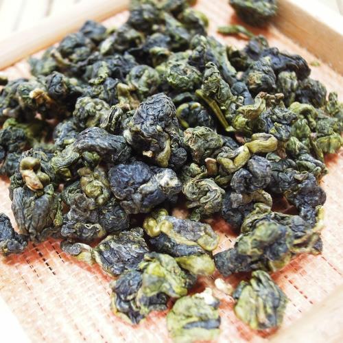 【龍源茶品】梨山特選手採高冷青茶葉8罐組(150g/罐-共2斤)-附提袋/