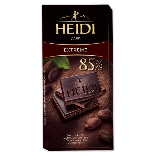 赫蒂85%黑巧克力超值組-勁/