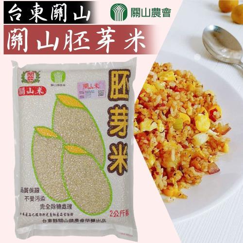關山農會 胚芽米-2kg-包 (2包一組)