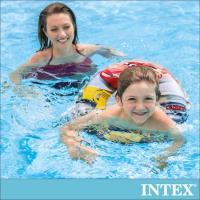 INTEX 麥坤CARS-游泳圈51cm 適用3-6歲(58260)