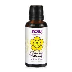 NOW 元氣滿分複方精油(30ml) Cheer Up Buttercup! Oil Blend