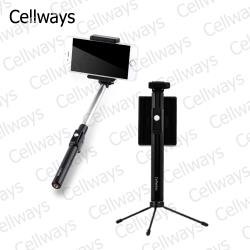 Cellways 酷轉藍牙自拍棒+腳架(18-CWS100)