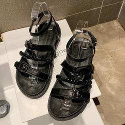 Alice (預購) 特惠款優雅女伶平底涼鞋
