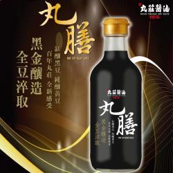 [丸莊]丸膳純釀醬油300ml/盒 (共2盒)