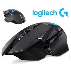 【Logitech 羅技】G502 LIGHTSPEED 高效能無線電競滑鼠 【贈可愛防蚊夾】