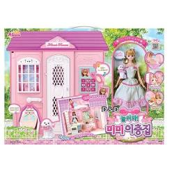 【 MIMI World 】  MIMI時尚豪華屋 家家酒娃娃