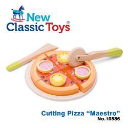 【荷蘭New Classic Toys】經典墨西哥比薩切切樂 - 10586