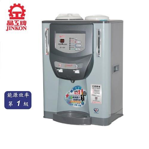 晶工牌JD-4203光控智慧溫熱開飲機